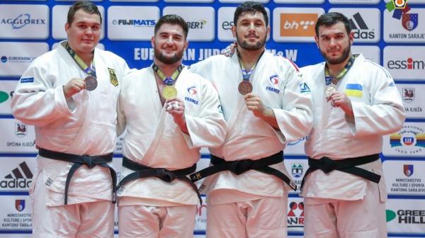 Résultats Open Européen de Judo Bosnie Herzégovine Sarajevo